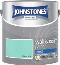 Johnstones Miami Mint Coloured Emulsion